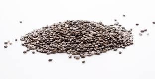Chia semena – priprava