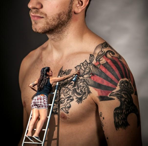 Mazilo za nego tetovaže